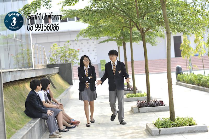 Các mẫu đồng phục đẹp cho học sinh mầm non và tiểu học