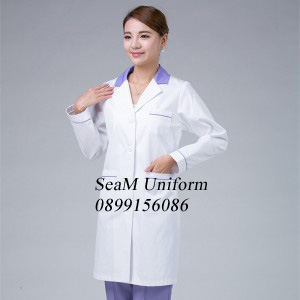 Áo blouse may sẵn