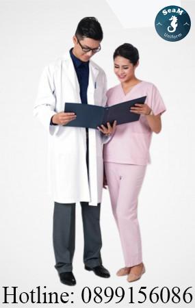 đồng phục y tế 1