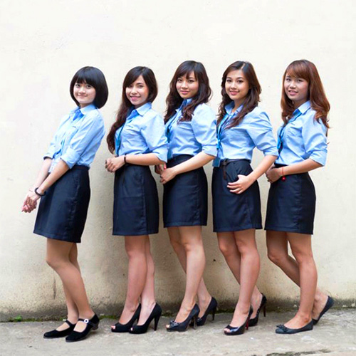 Váy Công Sở